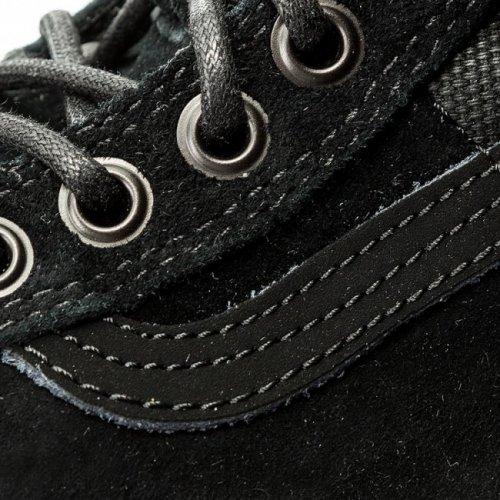 664263c4e4c24 Topánky VANS - SK8 HI 46 ( MTE ) DX Black \ Flannel   Pánska zimná ...
