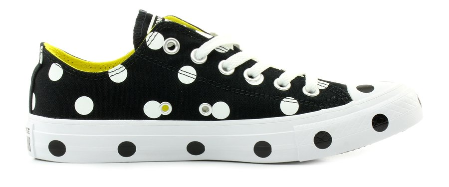 ... Black   Fresh Yellow. Topánky CONVERSE - CHUCK TAYLOR ALL STARS DOTS OX  White ... fdde092b86c76