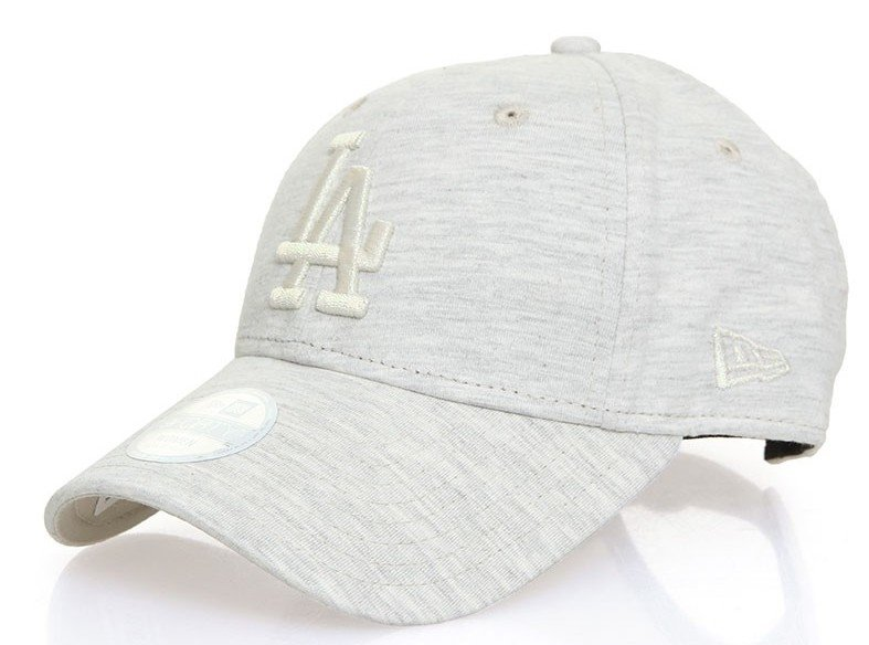 Šiltovka NEW ERA 940 - ESSENTIAL JERSEY LOS ANGELES DODGERS Stone \ White
