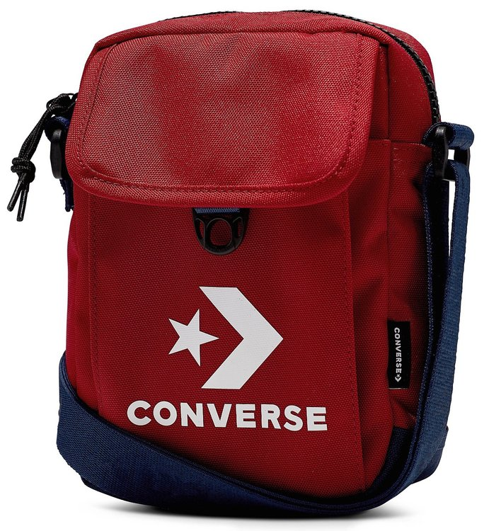 Taška CONVERSE - CROSS BODY 2 Enamel Red / Navy / Black