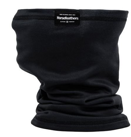 Nákrčník HORSEFEATHERS - NECK WARMER \ Black
