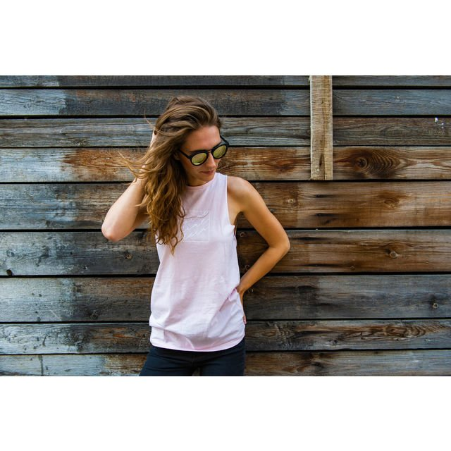 Top HORSEFEATHERS - LIWIA / Barely Pink