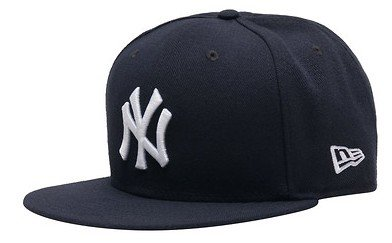 Šiltovka NEW ERA 5950 - NEW YORK YANKEES FITTED CAP \ Navy