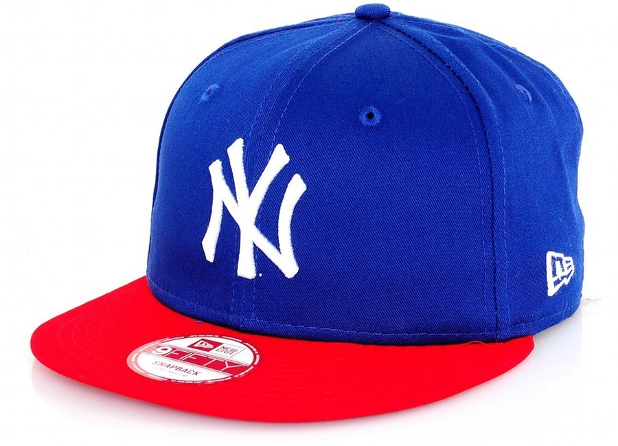 Šiltovka NEW ERA 950 COTTON BLOCK NEW YORK YANKEES \ Royal