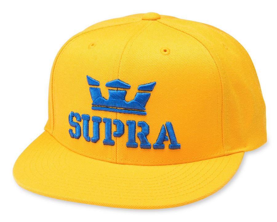 Šiltovka SUPRA - ABOVE II SNAPBACK  HAT Caution / Ocean