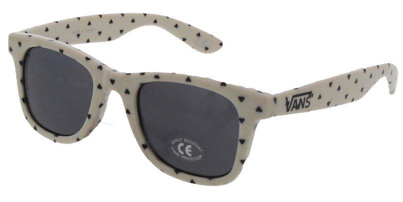 Slnečné okuliare VANS - JANELLE HIPSTER   Classic White  70b150523ef