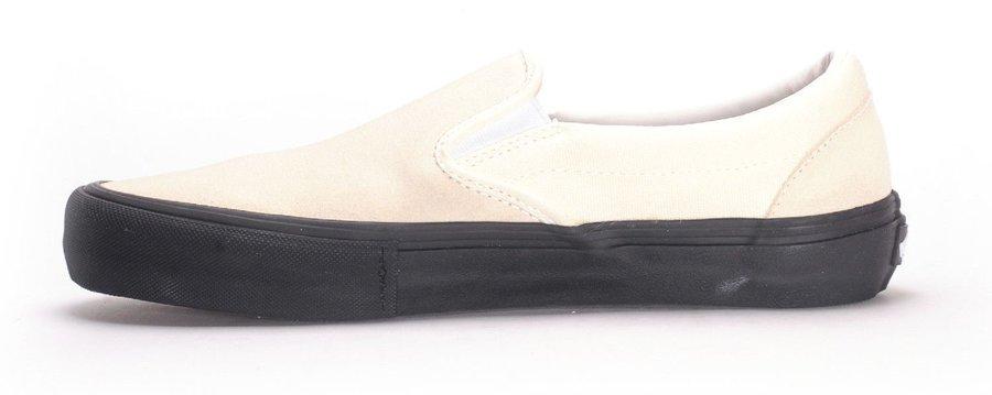 ef274bea6c Topánky VANS - SLIP ON PRO CLASSIC Black   White