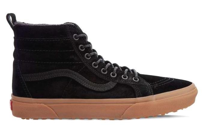 db36ec8549ba0 Topánky VANS - SK8 HI ( MTE ) Black \ Gum   Pánska zimná obuv ...