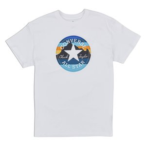 1e6630637873 Tričko CONVERSE - MOUNTAIN CLUB RELAXED TEE   White