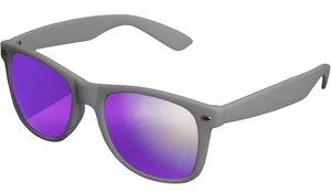 Slnečné okuliare MASTERDIS - LIKOMA MIRROR Gray   Purple 4ef8ec0a4e0