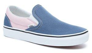 Topánky VANS - CLASSIC SLIP ON Vintage Indigo   Chalk Pink d2181044c44