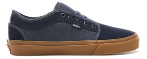 Topanky VANS - CHUKKA LOW (DENIM) Dress Blues   Class 13aecd7132b
