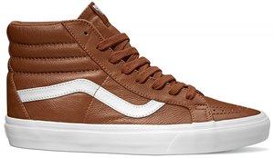 2248f47ba239 Topánky VANS - SK8-HI REISSUE ( Premium Leather )   Tortoise Shell