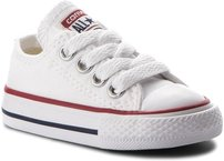 Topánky CONVERSE - CHUCK TAYLOR ALL STAR INFANT OX \ Optical White