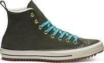 Topánky CONVERSE - CHUCK TAYLOR ALL STAR HIKER BOOT HI Ulity Green \ Rapid Teal