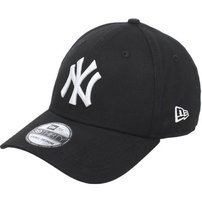Šiltovka NEW ERA 3930 - MLB LEAUGE BASIC NEW YORK YANKEES Black \ White